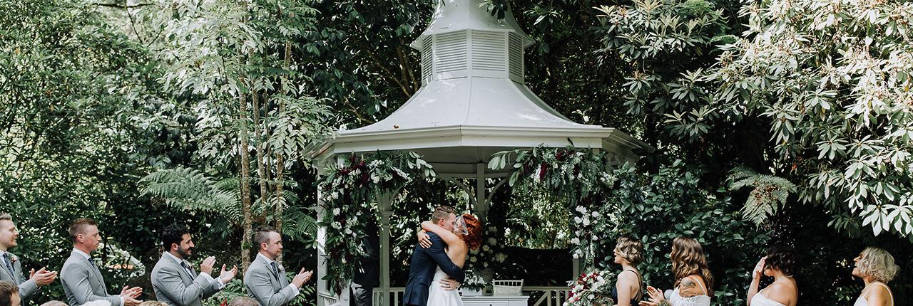 Lyrebird Falls Ceremony and Reception Venue
