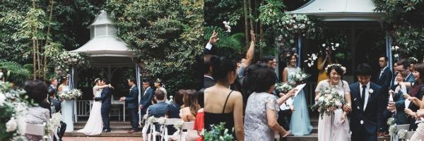 Wedding Ceremony Venues Dandenong Ranges Melbourne Lyrebird Falls