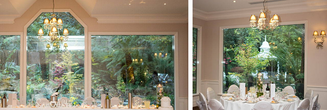 Lyrebird Falls Dining Room Double Image