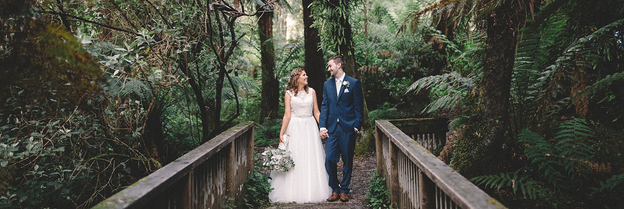 Lyrebird Falls Ceremony and Reception Venue
