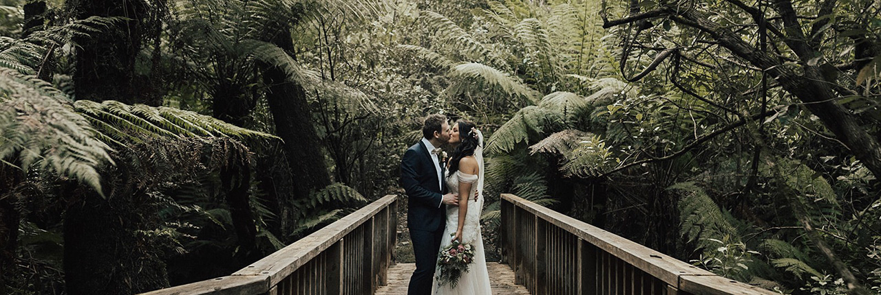 Lyrebird Falls Wedding Reception
